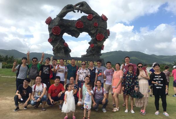 亚龙湾团队旅游